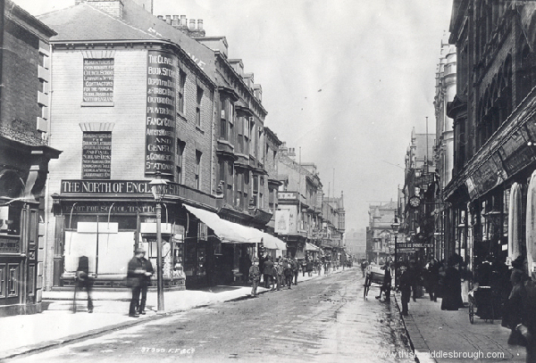 linthorpe road early 20th century