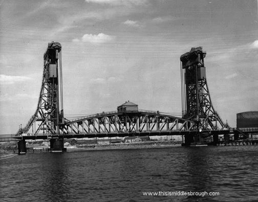 newport bridge 1959