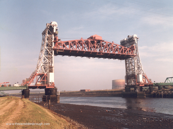 newport bridge 1980s