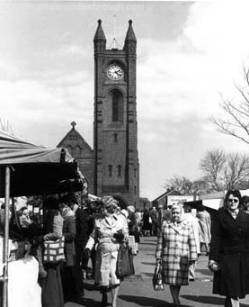 north ormesby market 1976