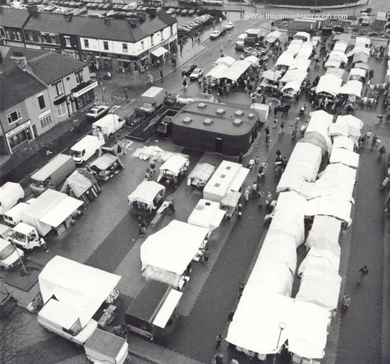 north ormesby market 1989