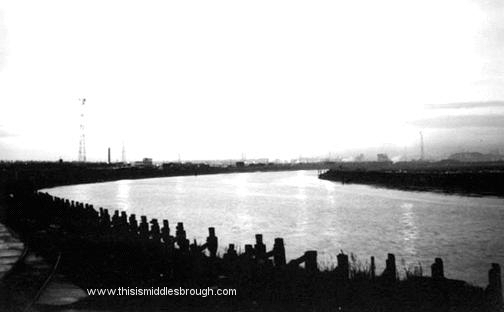 view of the river tees